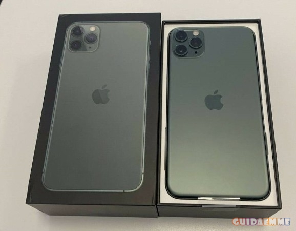 Apple iPhone  11 Pro e iPhone 11 Pro Max 64GB