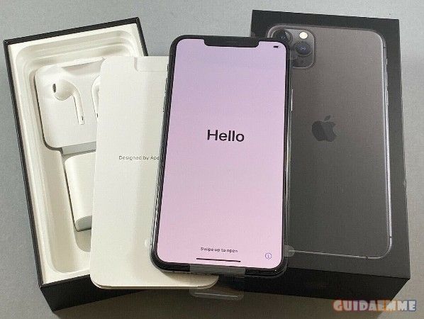 APPLE IPHONE 11 PRO MAX 64GB  PREZZO 650 EUR